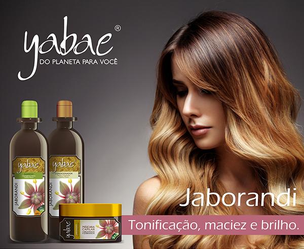 Jaborandi: saúde para cabelos mistos