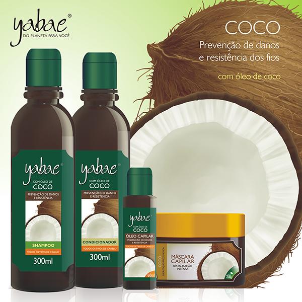 Coco: delícia da natureza para os cabelos